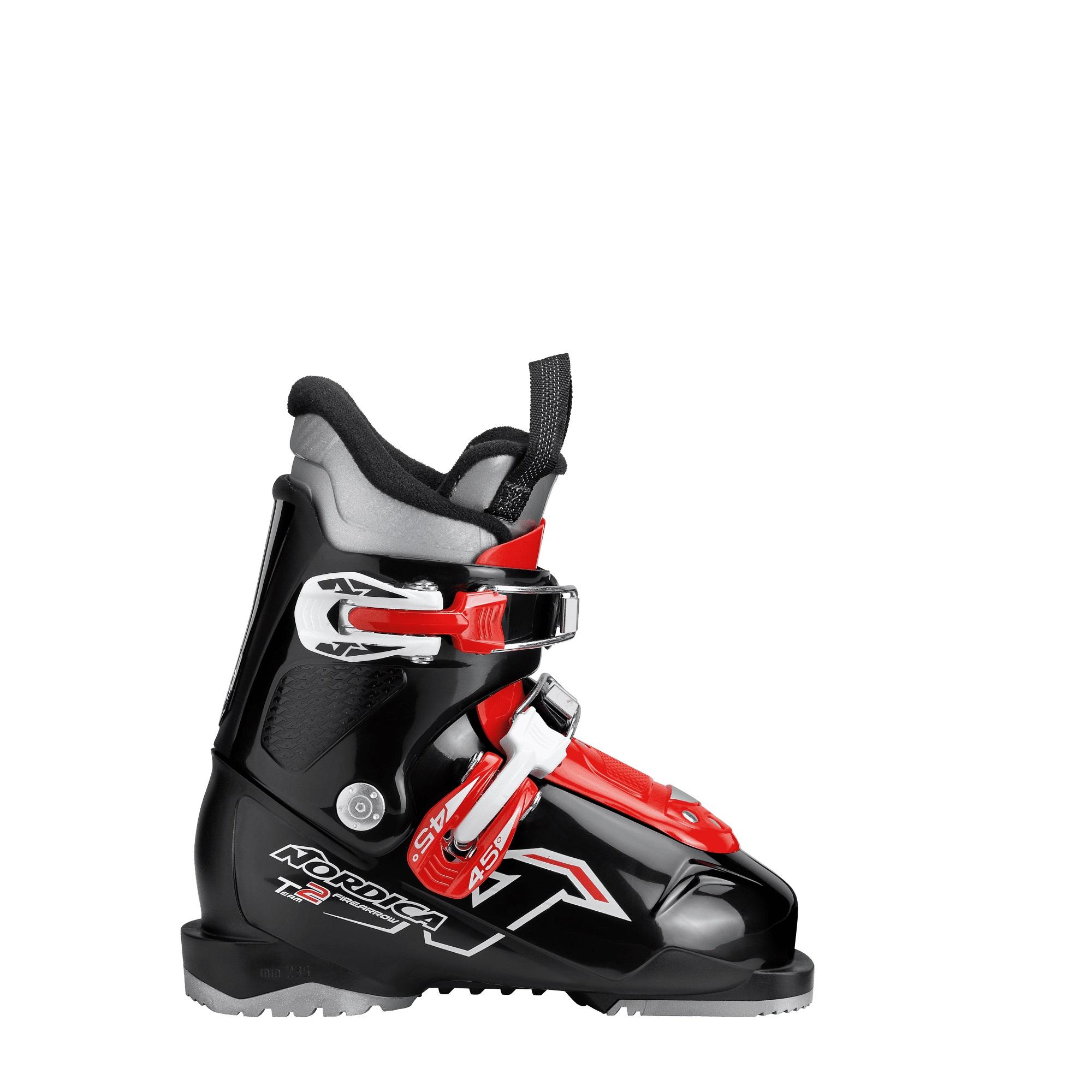 Nordica Firearrow Team 2 - scarponi sci da sci scarponi bambino 6d6370