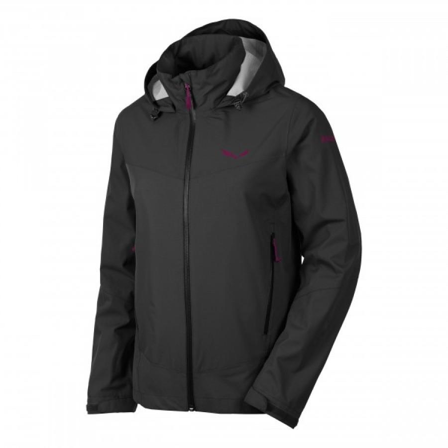 Puez PTX 2.5 L W giacca montagna donna nera