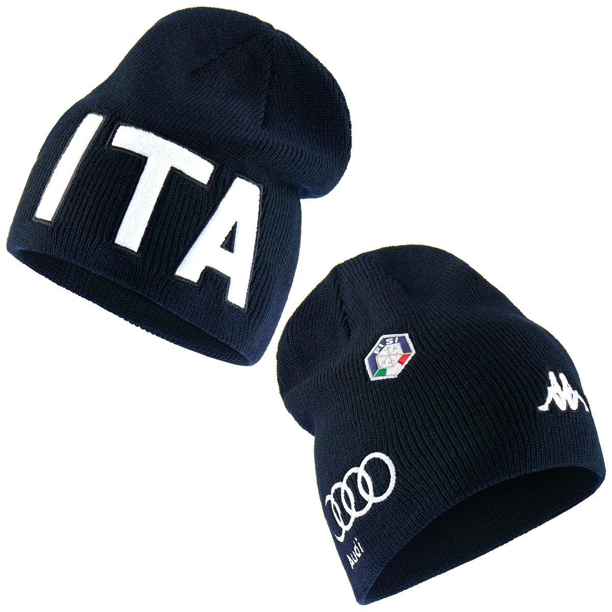 Kappa 6Cento Spike FiSi - cappello Sci - blue  49e0d05ba885