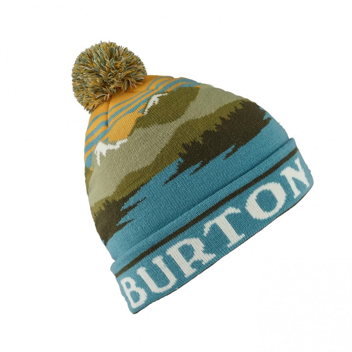 Burton Youth Echo Lake Beanie Day - Cappello bambino snowboard ... 5eb062fe89e1