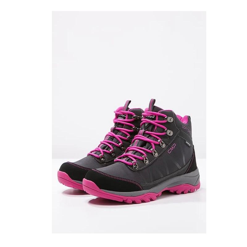 Acquista CMP Soft Naos Scarpe Neve Grey Pink online Mancini Store a7a45aba528