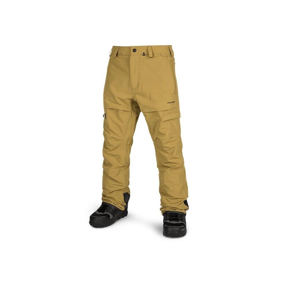 Pant Senape Uomo Snowboard Online Pantalone Acquista Gi Volcom w1xXq1EY