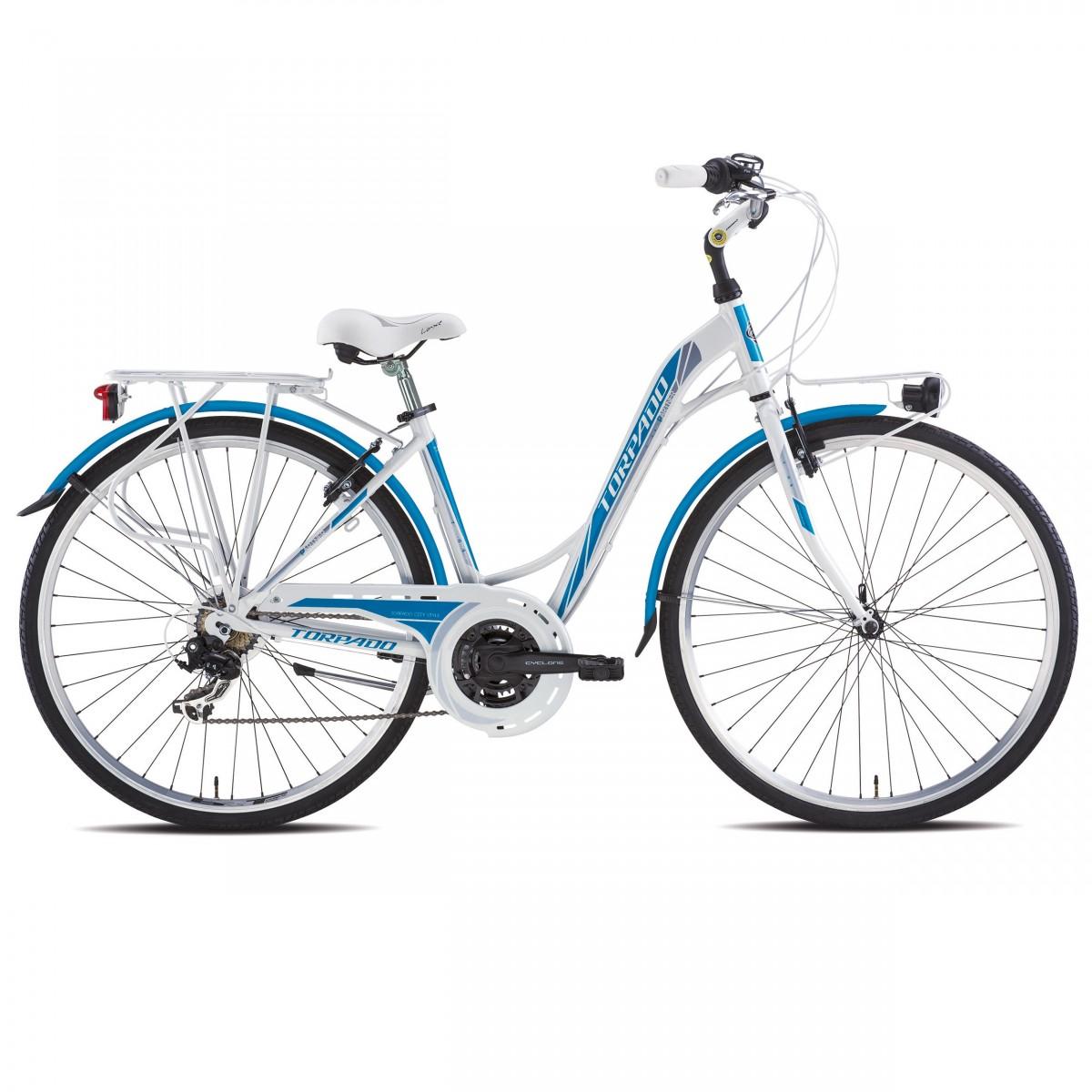 T441 Partner Nera City Bike Donna 2019