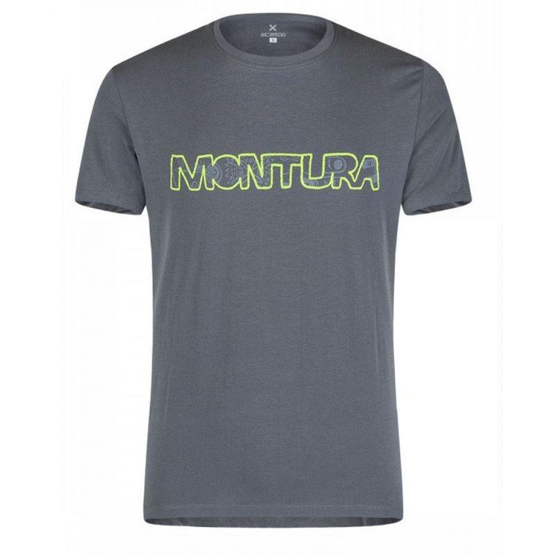 size 40 62a64 ffdf4 Ethnic T-Shirt Uomo Montagna Piomo 2019