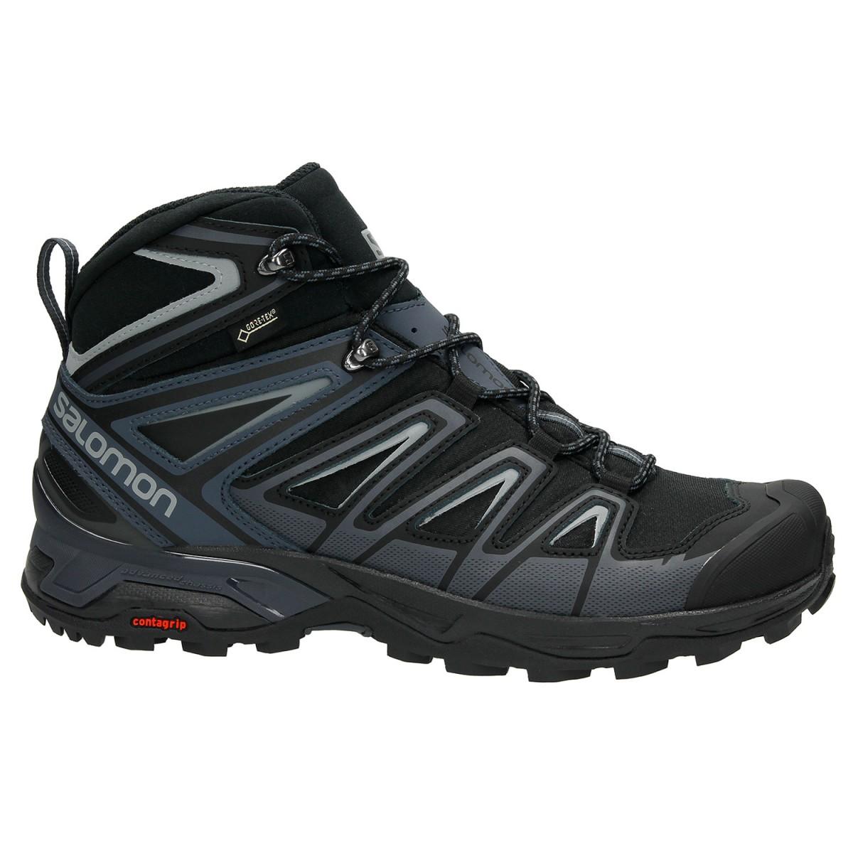 quality design d7330 c76c8 X Ultra Mid Winter Black Scarpe Trekking Unisex