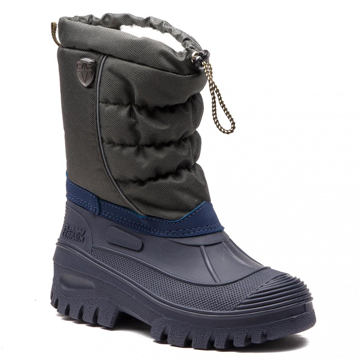 scarpe sportive 100% di alta qualità prezzo accessibile Acquista CMP Hanki Kids Scarpe Neve Bambino Nero online Mancini Store