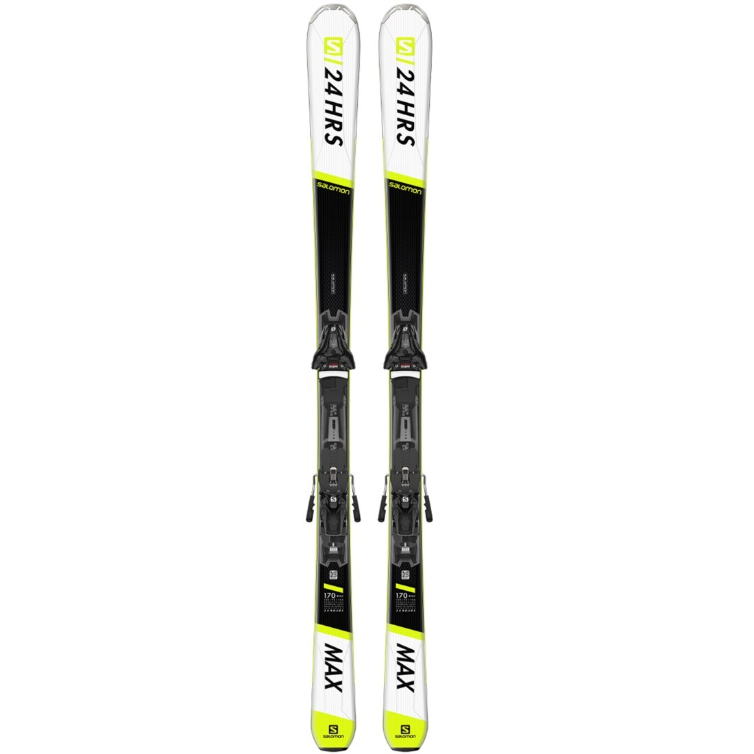 Salomon 24 HOURS MAX Ski Review