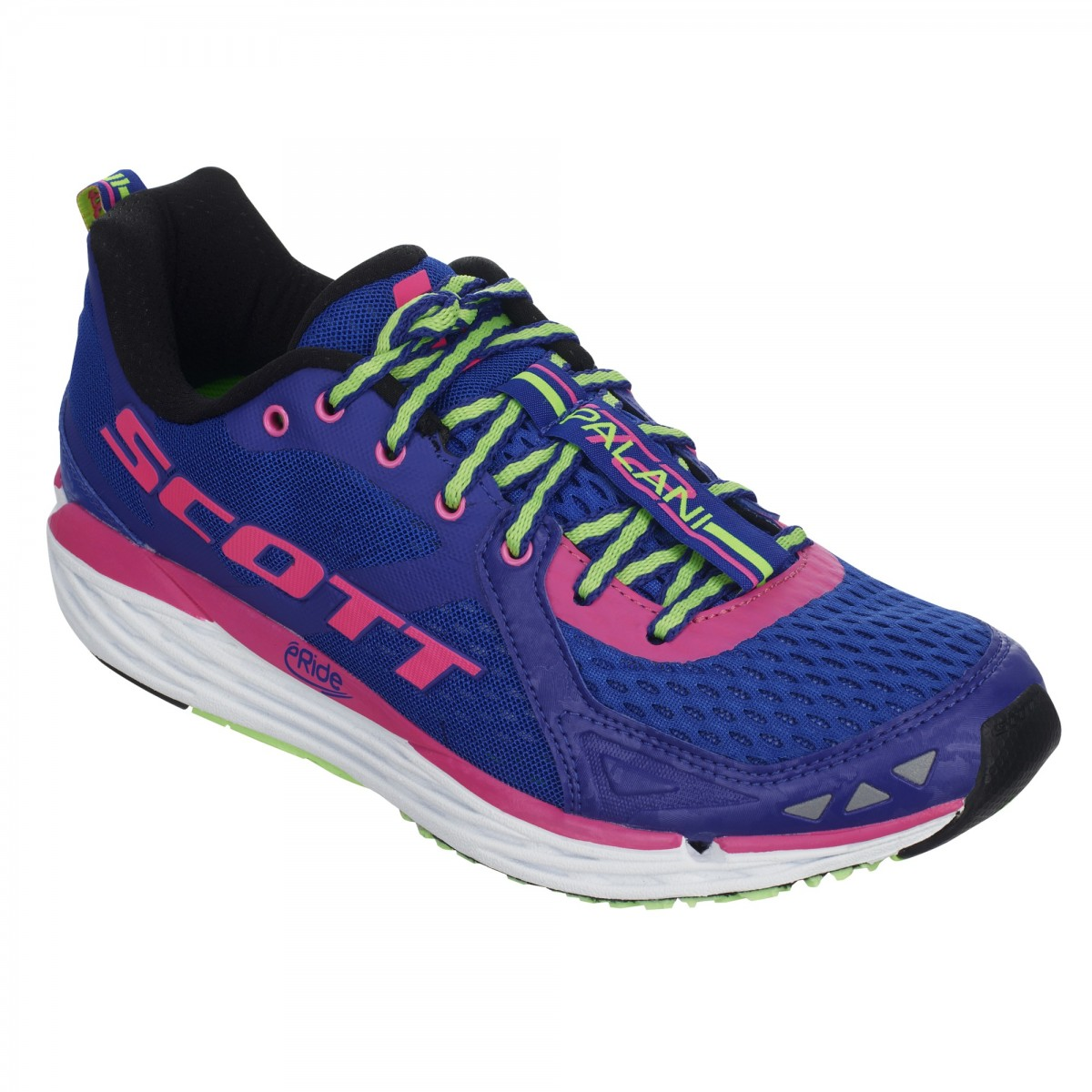new style 6cf50 a62f6 T2 Palani scarpe running donna Blue/rosa