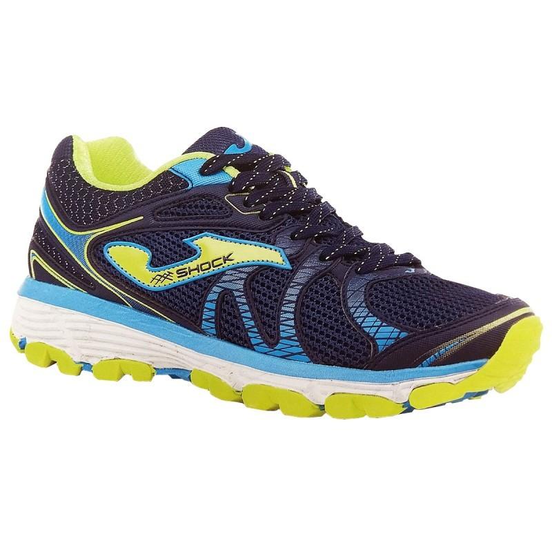 Tk Shock - scarpe trail running uomo - navy flour 1bbd1fb0c72