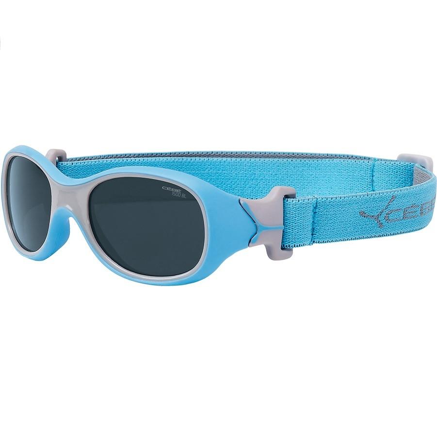 miglior servizio 0eb53 39d97 Chouka - occhiali da sole bambino con fascia elastica - blue