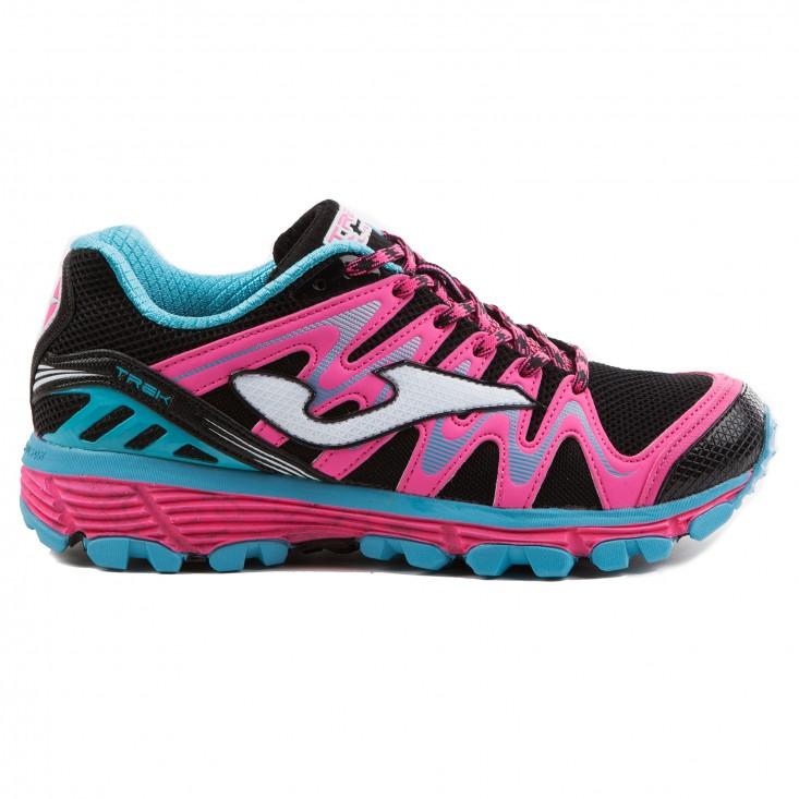 Joma TK Trek Lady scarpe trail running donna negro-fuxia