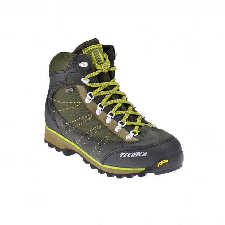 Tecnica Scarpe trekking Makalu III Gtx Ms V uomo verdi