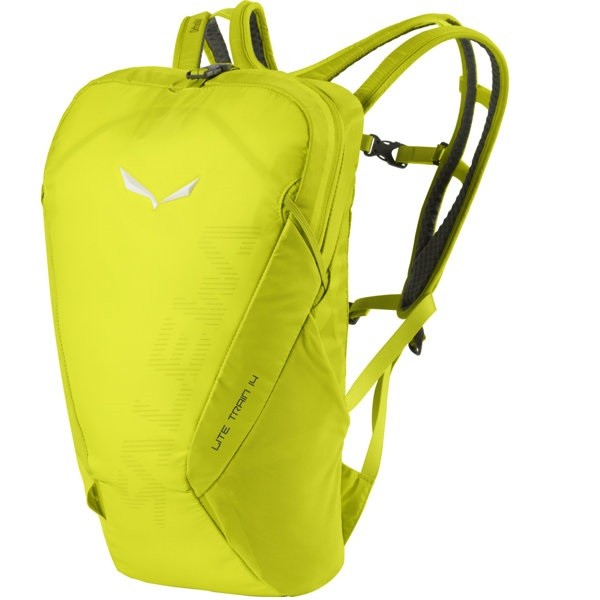 Salewa Lite Train 14 - zaino speed hiking - giallo | Mancini Store