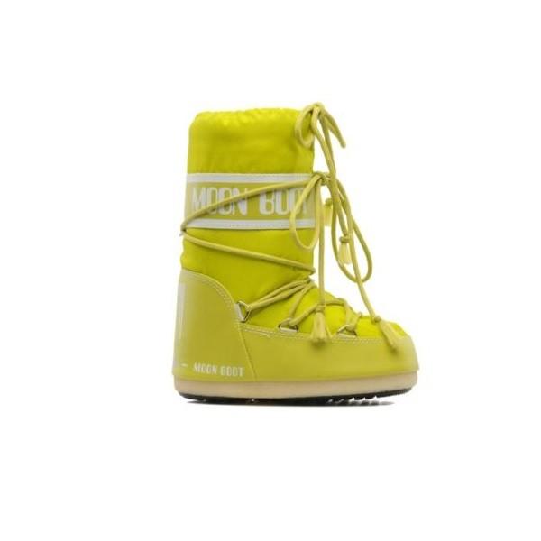 Moon Boot Nylon Bambino Lime 2018