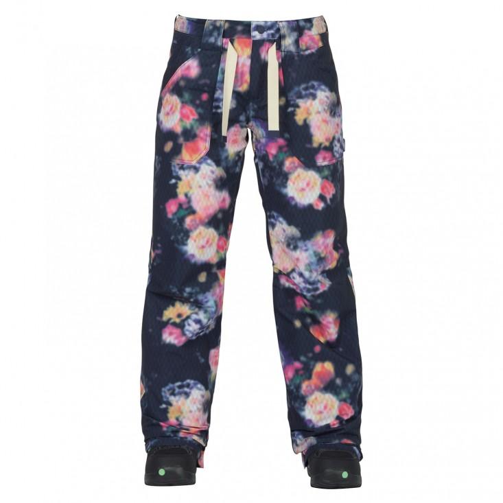 Burton Wb Veazy Prism Floral Pnt - pantalone donna | Mancini Store