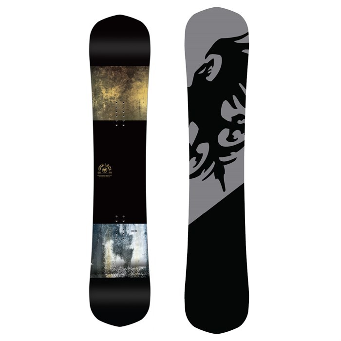 Never Summer Warlock X - tavola snowboard uomo 2018 | Mancini Store