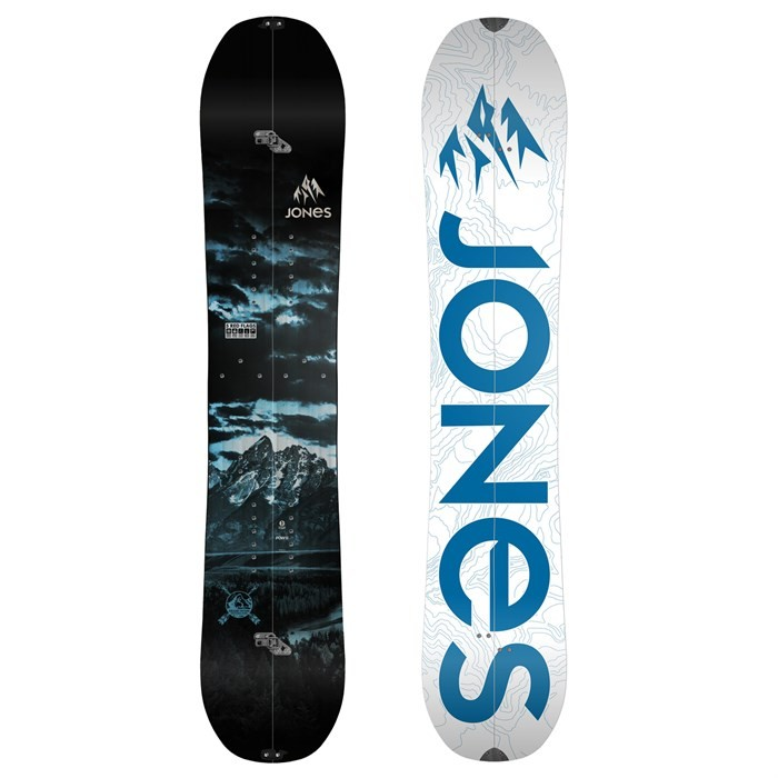 Jones Discovery Split Tavola Splitboard 2018 | Mancini Store