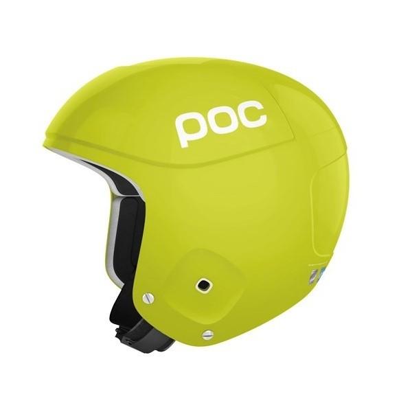 Poc Skull Orbic X Spin Hexane Yellow - casco da sci | Mancini Store