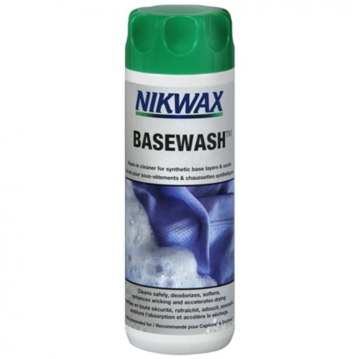 Nikwax Basewash - Detergente e ammorbidente deodorante | Mancini Store