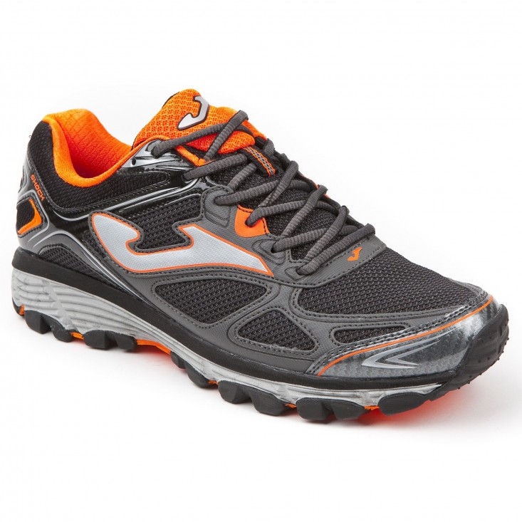 Joma Tk Shock Man - scarpa trail running uomo grigia/arancio | Mancini Store