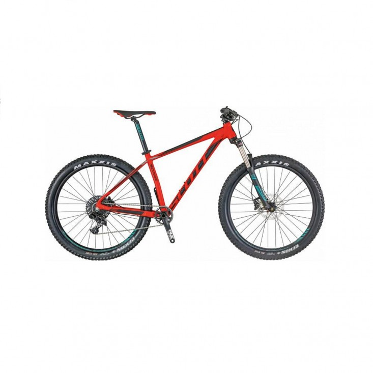 Scott Scale 730 - mountain bike cross country 27.5'' 11v rossa/nera | Mancini Store