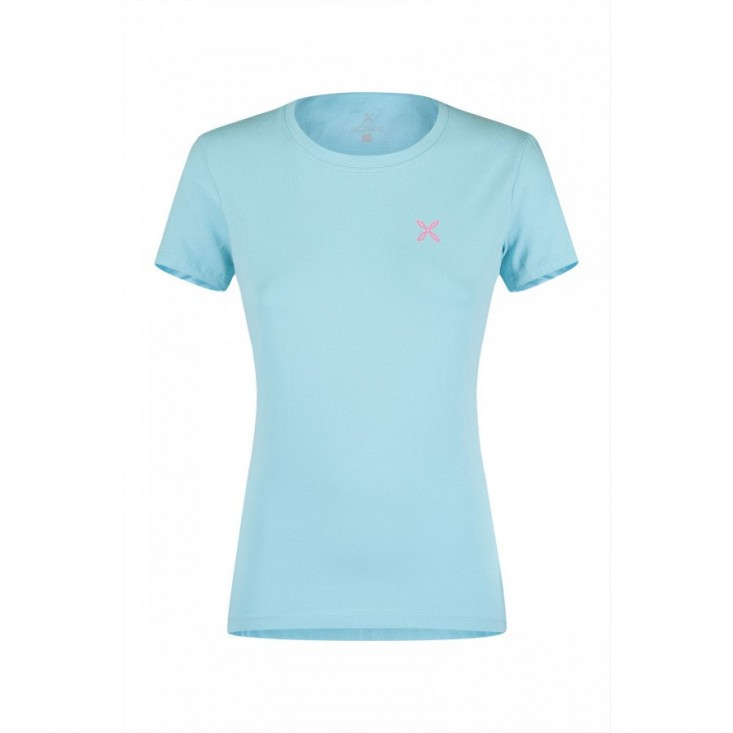 Montura Sporty T-Shirt donna ice blue | Mancini Store