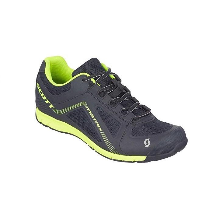 Scott Metrix scarpe MTB nere/verdi | Mancini Store