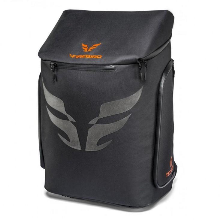 Tecnica Firebird Racing 70 - borsa porta scarponi nera   Mancini Store