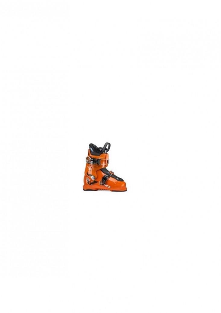 Tecnica JTR 2  - Scarponi da sci bambino arancioni | Mancini Store