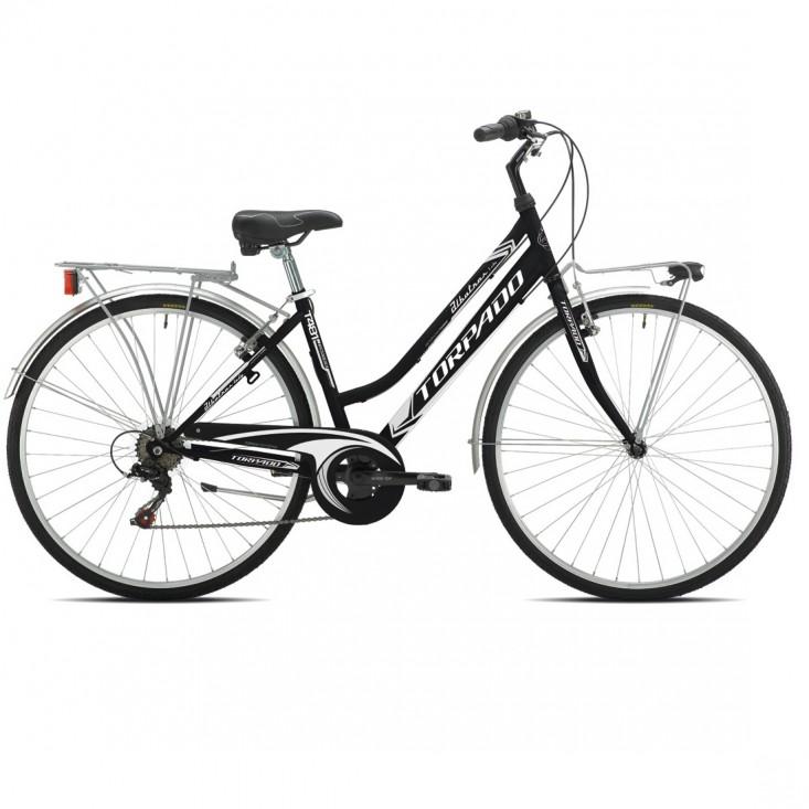 Torpado T481 Rondine nera - bicicletta donna 2019 | Mancini Store