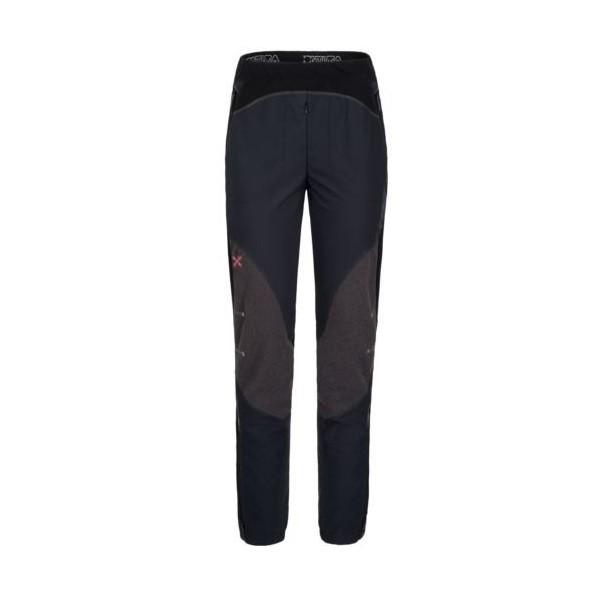 Vertigo Pant Woman neri - pantaloni donna | Mancini Store