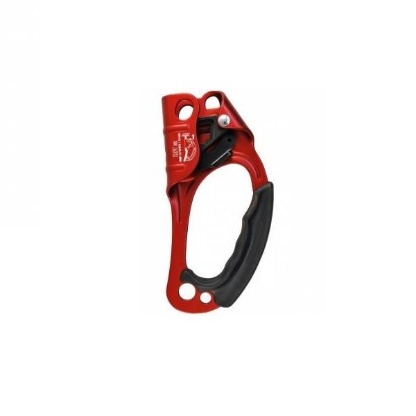 Kong Lift - maniglia di risalita da arrampicata rossa   Mancini Store