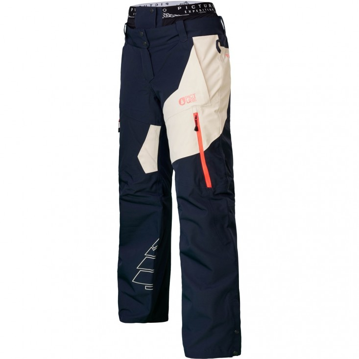 Picture Seen PNT - pantaloni snowboard donna beige | Mancini Store