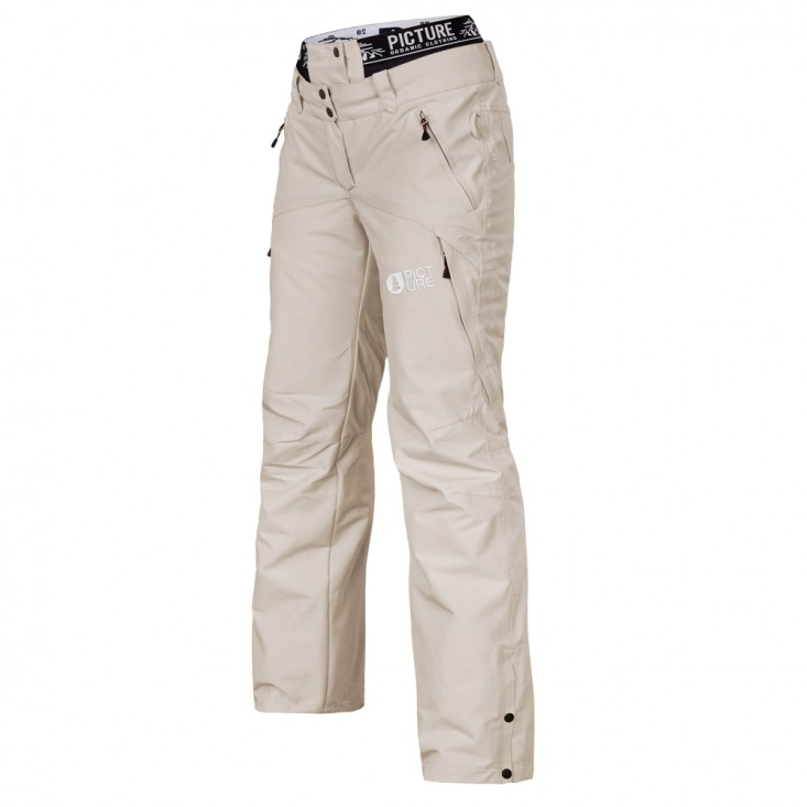 Picture Treva PNT - pantaloni snowboard donna beige | Mancini Store