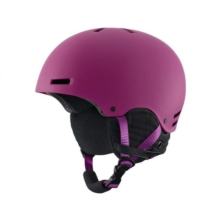 Anon Greta Violet - casco snowboard donna | Mancini Store