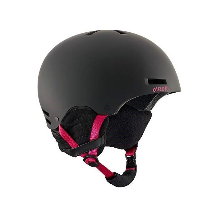Anon Greta Black - casco snowboard donna | Mancini Store