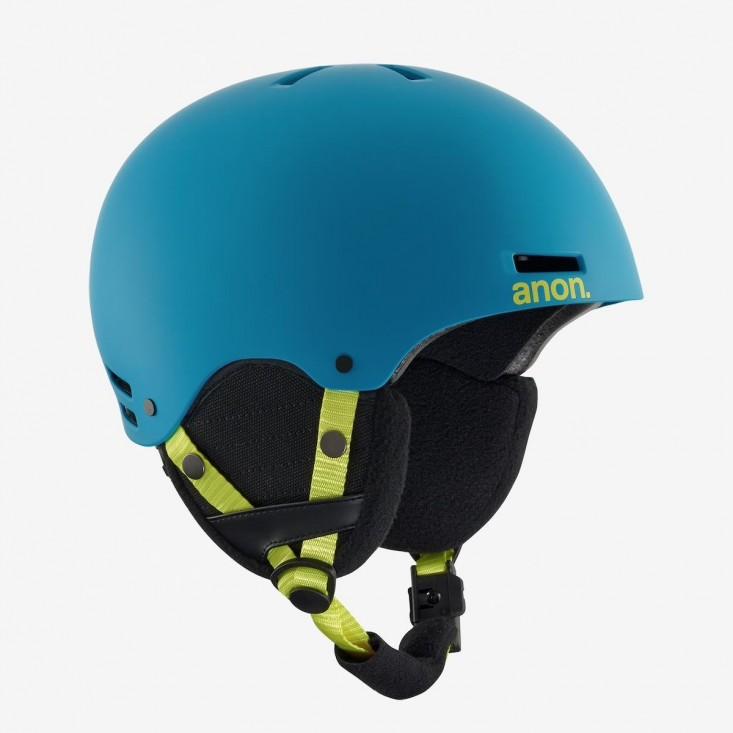 Burton Rime - casco snowboard bambino blue | Mancini Store