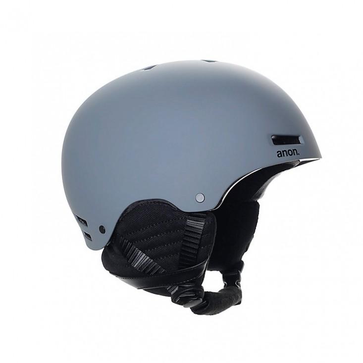 Anon Raider Grey - casco snowboard | Mancini Store