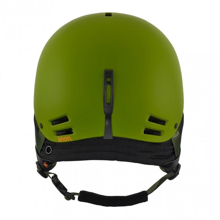 Anon Raider Green - casco snowboard | Mancini Store