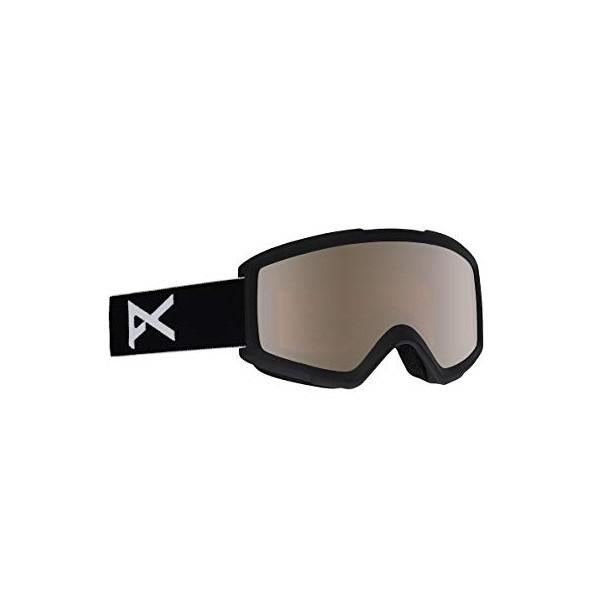 Anon Helix 2.0 W/Spare Black/Silver - maschera snowboard | Mancini Store