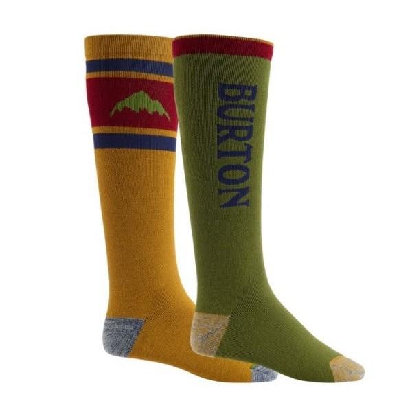 Burton Weekend MDWT - 2 Pack Golden Clover Calze | Mancini Store