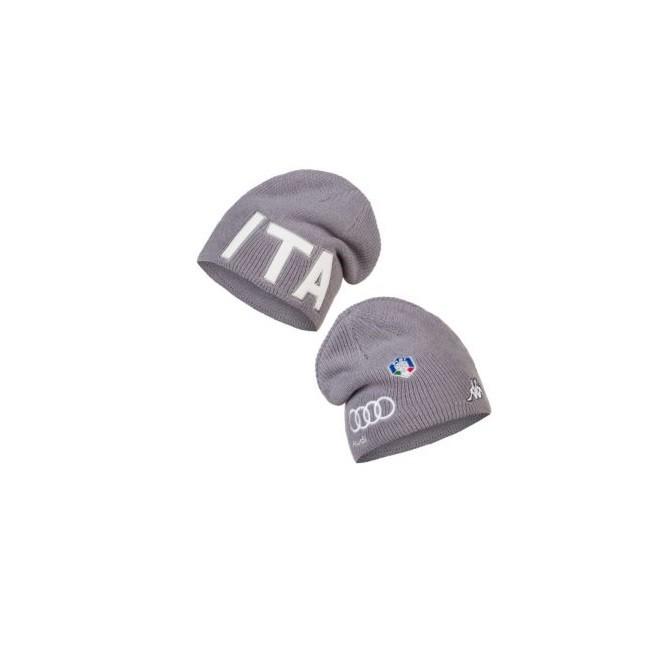 Kappa 6Cento Spike FiSi - cappello sci uomo - grigio | Mancini Store