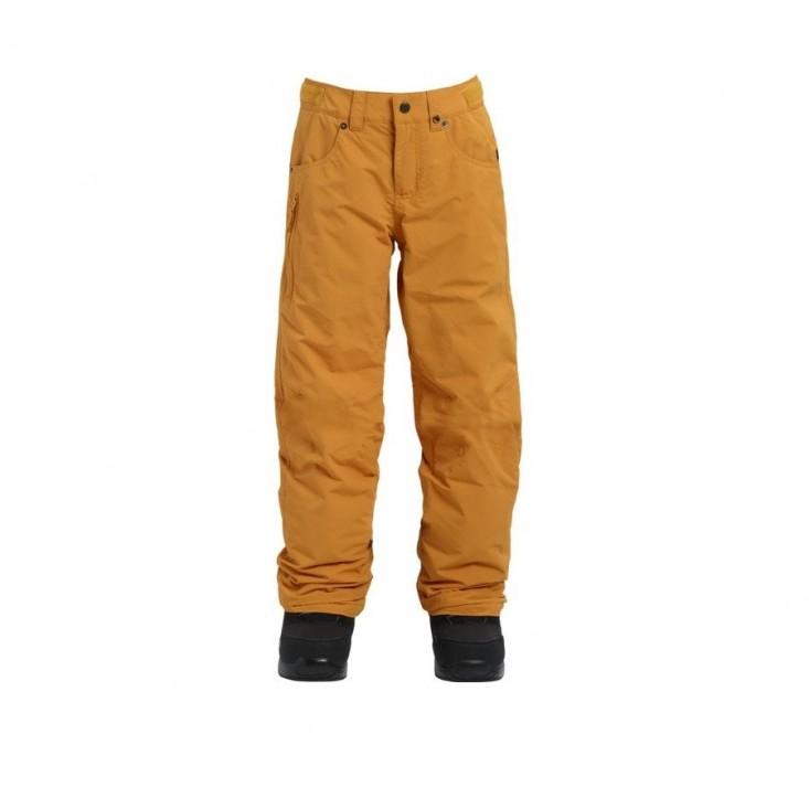 Burton Boys Barnstorm Squashed - pantaloni snowboard bambino | Mancini Store