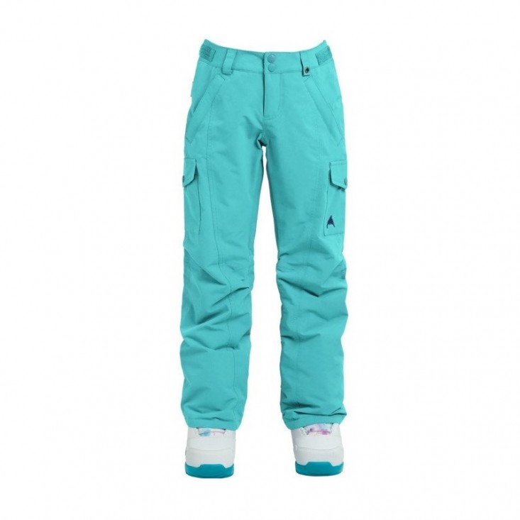 Burton Girl Elite Cargo Aruba - pantalone snowboard bambina | Mancini Store