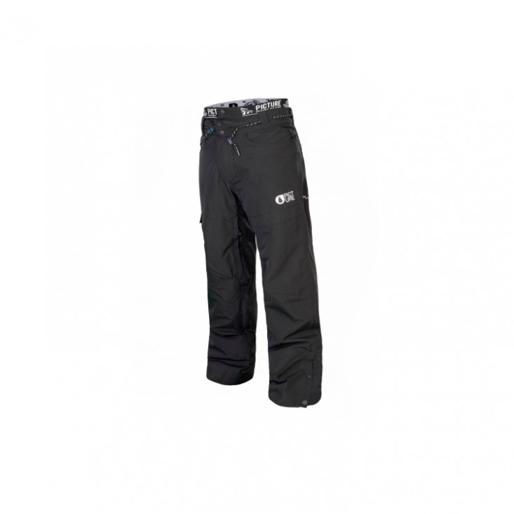 Picture Organic Under Pant neri - pantalone snowboard uomo | Mancini Store