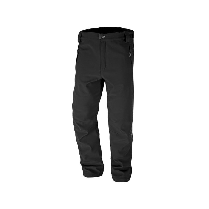 Boy Long Pant Pantalone Sci Bambino Black