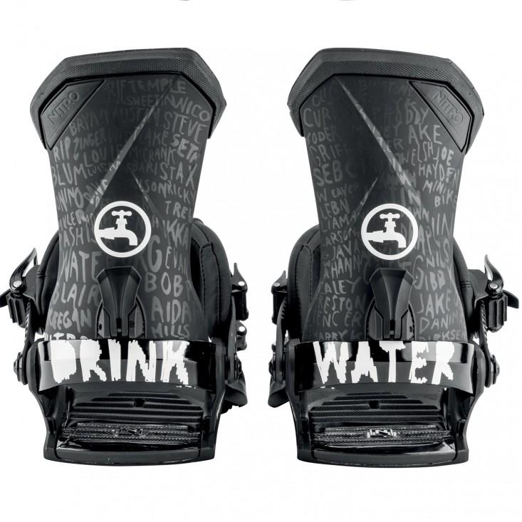 Nitro Team Drinkwater - attacchi snowboard | Mancini Store