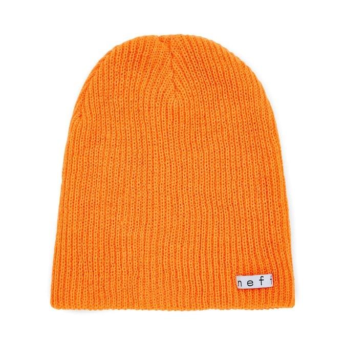 Neff Daily DWR Beanie orange - cappello snowboard | Mancini Store