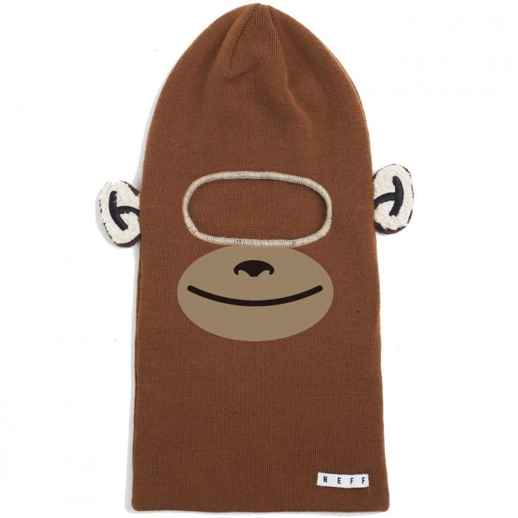 Neff Hoodabaloo Balaclava Monkey   Manicni Store