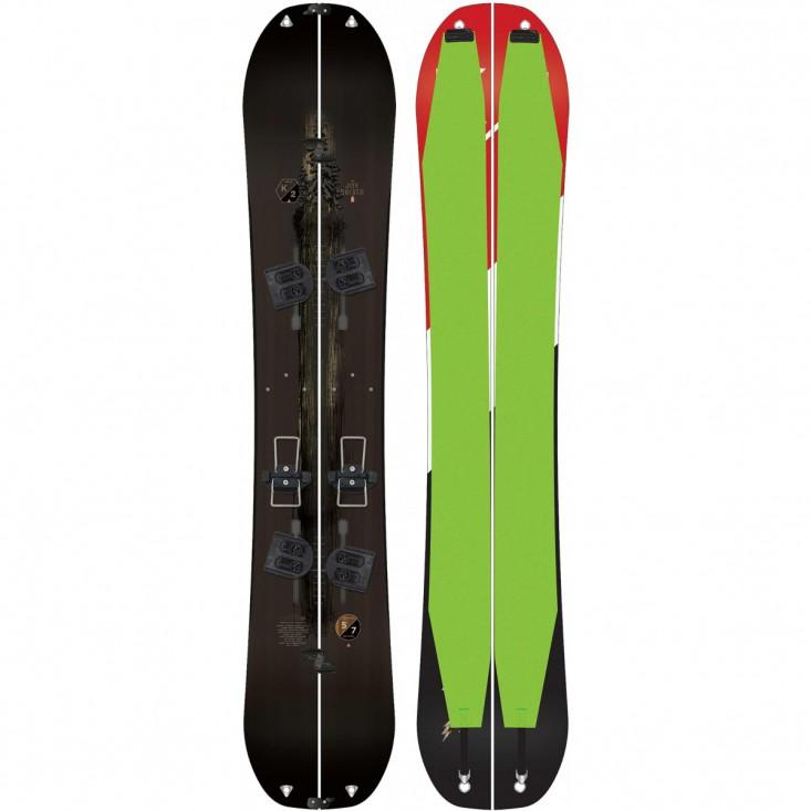 K2 Joy Driver Split + Kit Voilè + Pelli split snowboard | Mancini Store